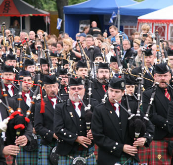 Pipe Bands Trebsen
