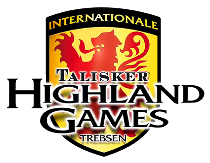 Highland Games Trebsen Logo